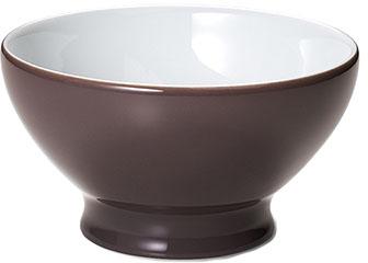 Dibbern Solid Color Umbra Bol 0,5 L