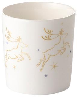 Dibbern Christmas Windlicht Höhe 7,5 cm