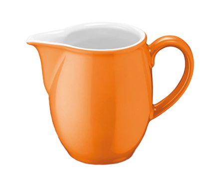 Dibbern Solid Color Orange Krug 1 L