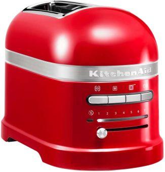 kitchenaid artisan 2er toaster empire rot fachh ndler tritschler stuttgart. Black Bedroom Furniture Sets. Home Design Ideas