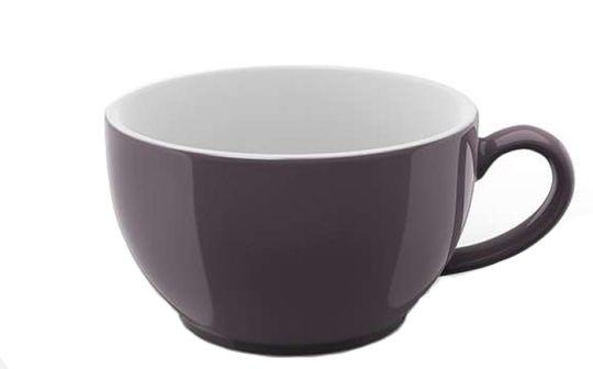 Dibbern Solid Color Umbra Kaffee Obertasse 0,25 L