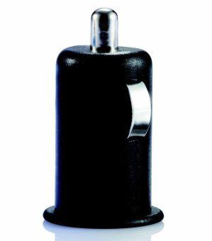 Loooqs USB Car Charger black