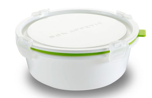 Black & Blum Lunch Box Round Large Lime