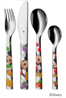 WMF Kinderbesteck 4er Set Mickey Mouse