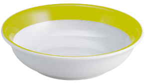Dibbern Solid Color Limone Dessertschale 16 cm