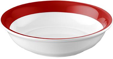 Dibbern Solid Color Paprika Dessertschale 16 cm