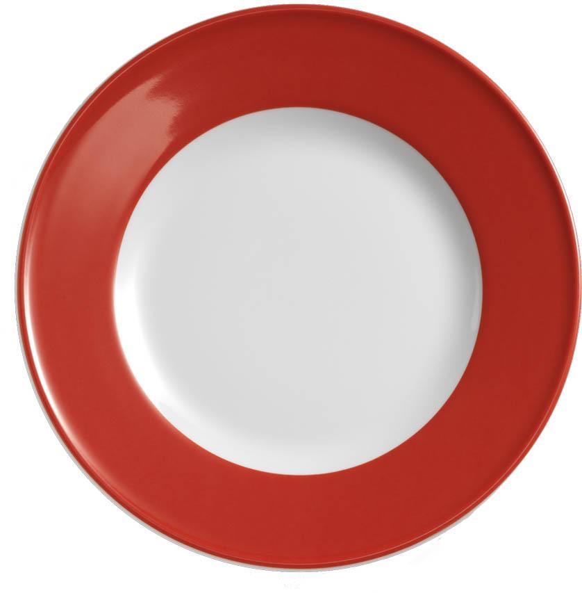 dibbern solid color koralle teller flach 19 cm fahne 2001900016 tritschler. Black Bedroom Furniture Sets. Home Design Ideas