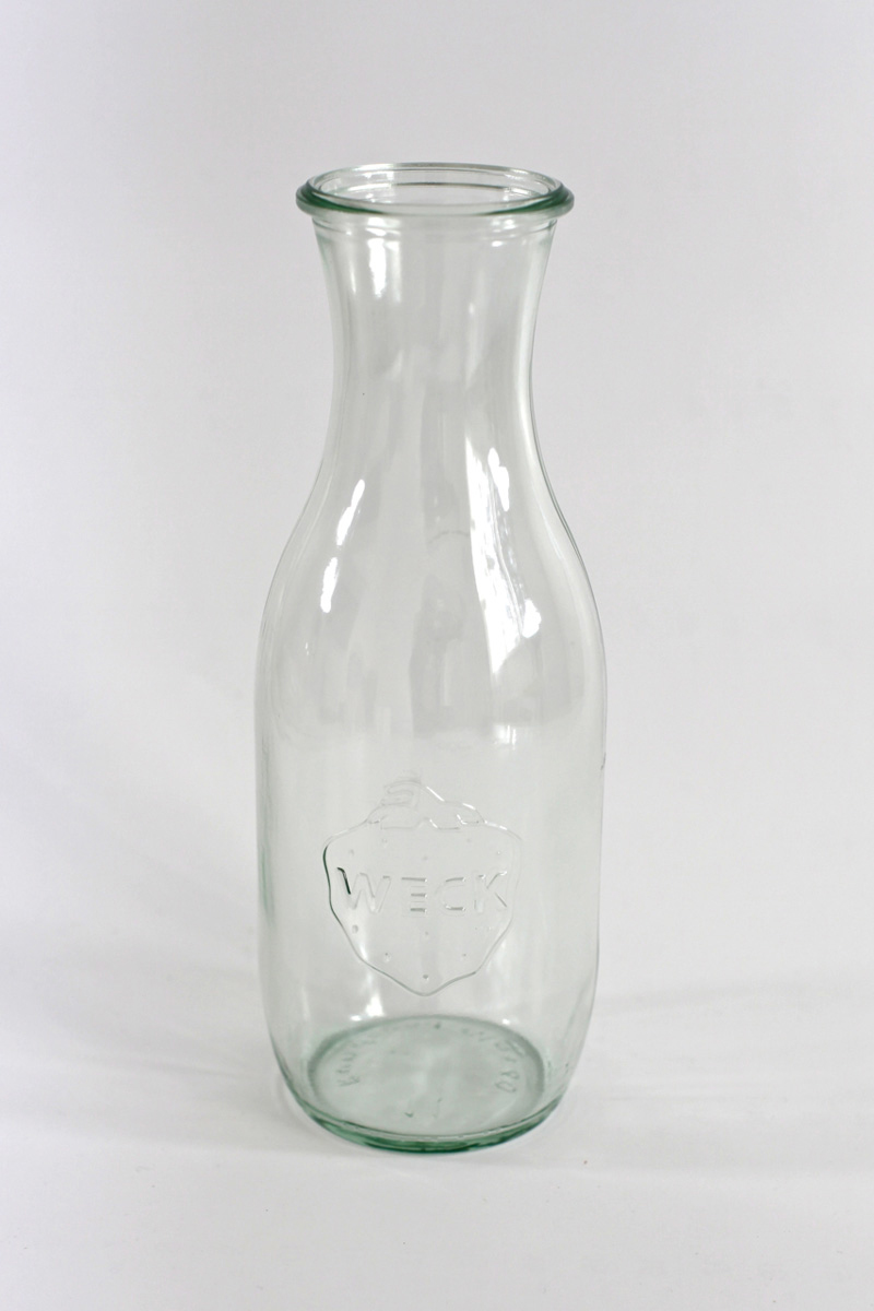weck einkochglas saftflasche 1000 ml 658766 tritschler. Black Bedroom Furniture Sets. Home Design Ideas