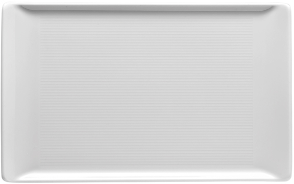 thomas loft weiss platte flach 24x15 cm 11900 800001 12380. Black Bedroom Furniture Sets. Home Design Ideas