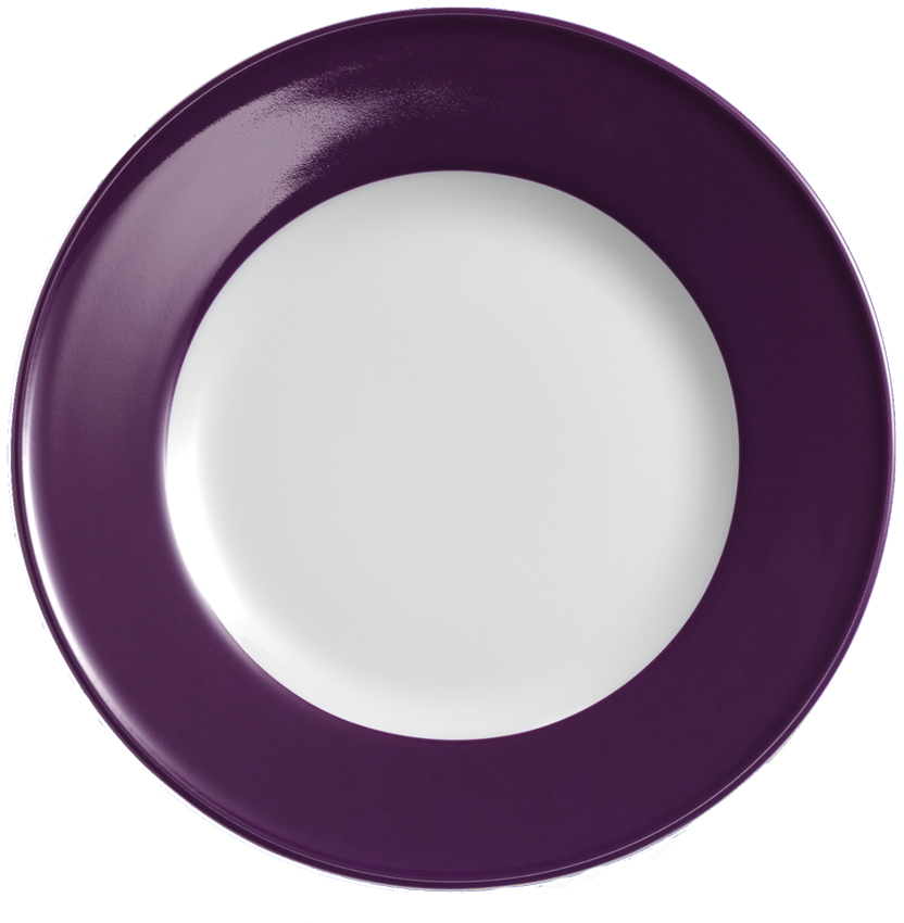 dibbern solid color pflaume teller flach 26 cm fahne 2002600025 tritschler. Black Bedroom Furniture Sets. Home Design Ideas