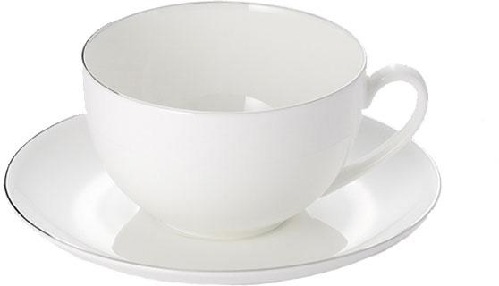 dibbern platin line kaffee obertasse rund 0 25 l 0110800400. Black Bedroom Furniture Sets. Home Design Ideas