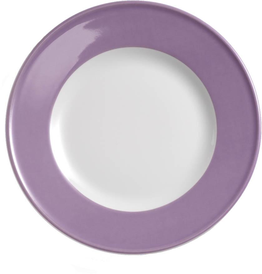 dibbern solid color flieder teller flach 19 cm fahne 2001900024. Black Bedroom Furniture Sets. Home Design Ideas