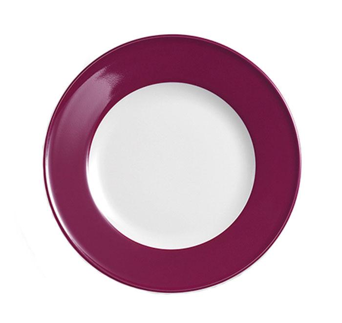 dibbern solid color bordeaux teller flach 19 cm fahne 2001900020 tritschler. Black Bedroom Furniture Sets. Home Design Ideas