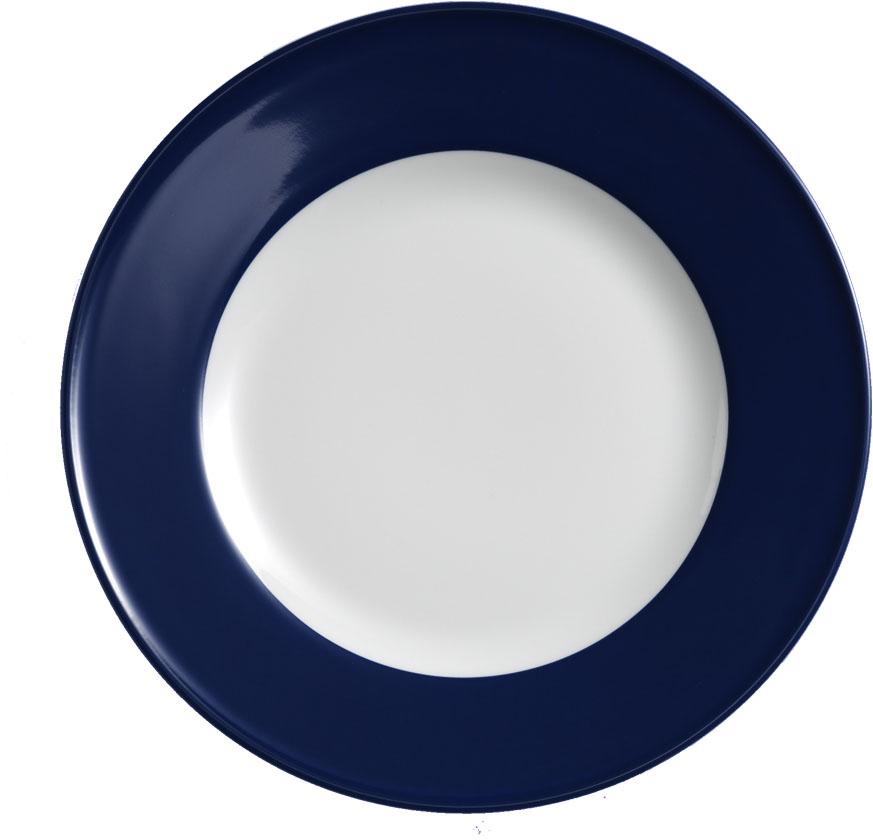 dibbern solid color pazifikblau teller flach 21 cm fahne 2002100031 tritschler. Black Bedroom Furniture Sets. Home Design Ideas