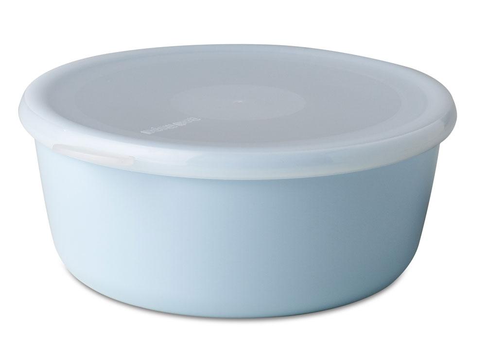 rosti mepal schale mit deckel volumia 500 ml retro blau. Black Bedroom Furniture Sets. Home Design Ideas