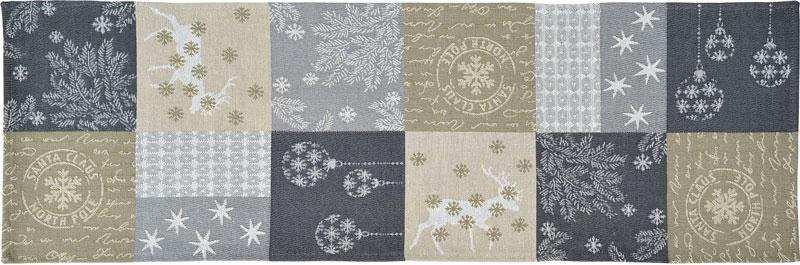 sander tischl ufer 32x96 cm northern stars silber 8906821 tritschler online. Black Bedroom Furniture Sets. Home Design Ideas