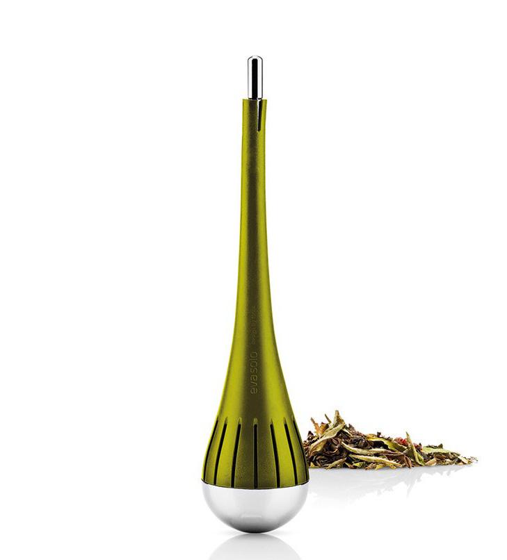 eva solo tee ei leaf green 567406 tritschler online shop. Black Bedroom Furniture Sets. Home Design Ideas
