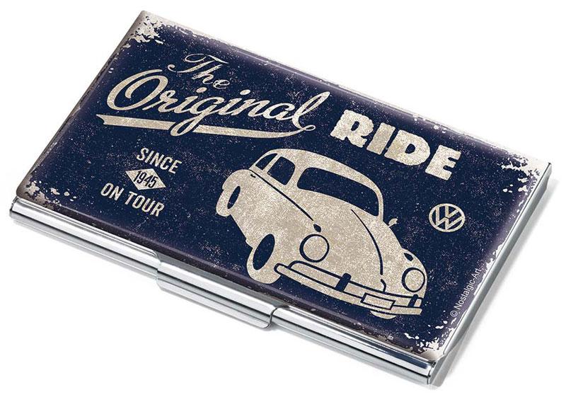Troika Visitenkartenetui Motiv The Original Ride Beetle