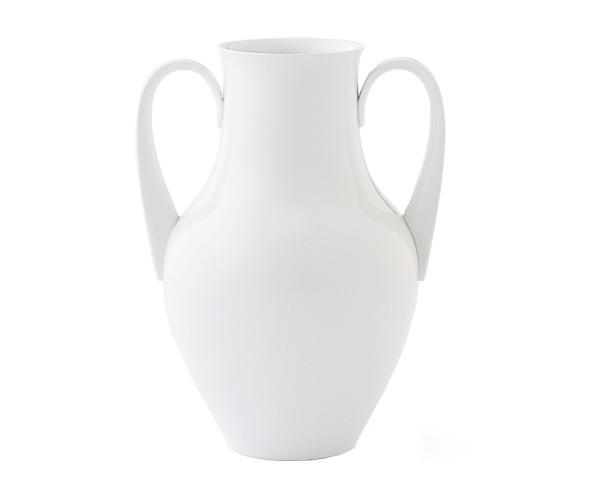 kpm berlin vase salier gro mit 2 henkeln wei fachh ndler tritschler stuttgart. Black Bedroom Furniture Sets. Home Design Ideas