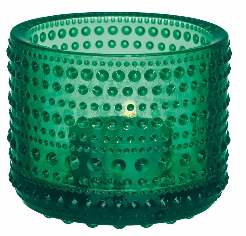 iittala kastehelmi windlicht 64 mm smaragd 1020045 tritschler online shop. Black Bedroom Furniture Sets. Home Design Ideas