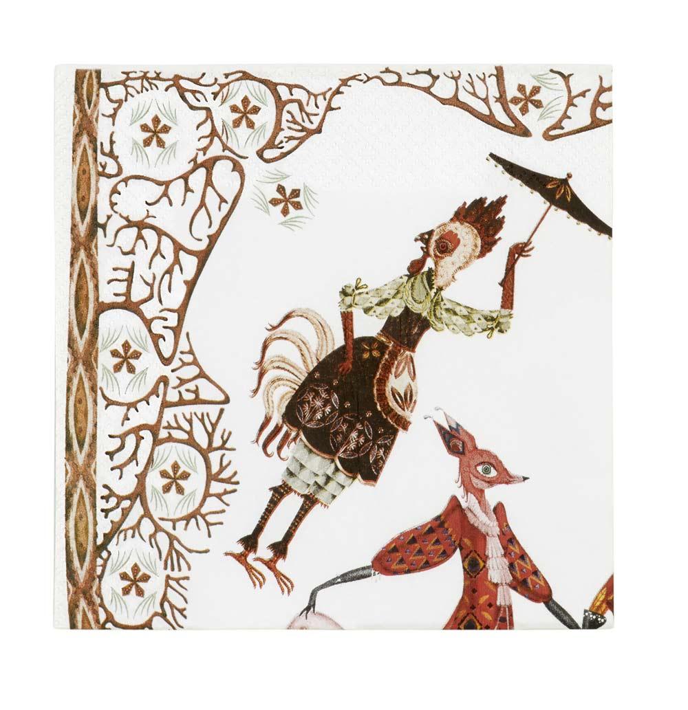 iittala tanssi papierserviette 33x33 cm 1015894 tritschler online shop. Black Bedroom Furniture Sets. Home Design Ideas