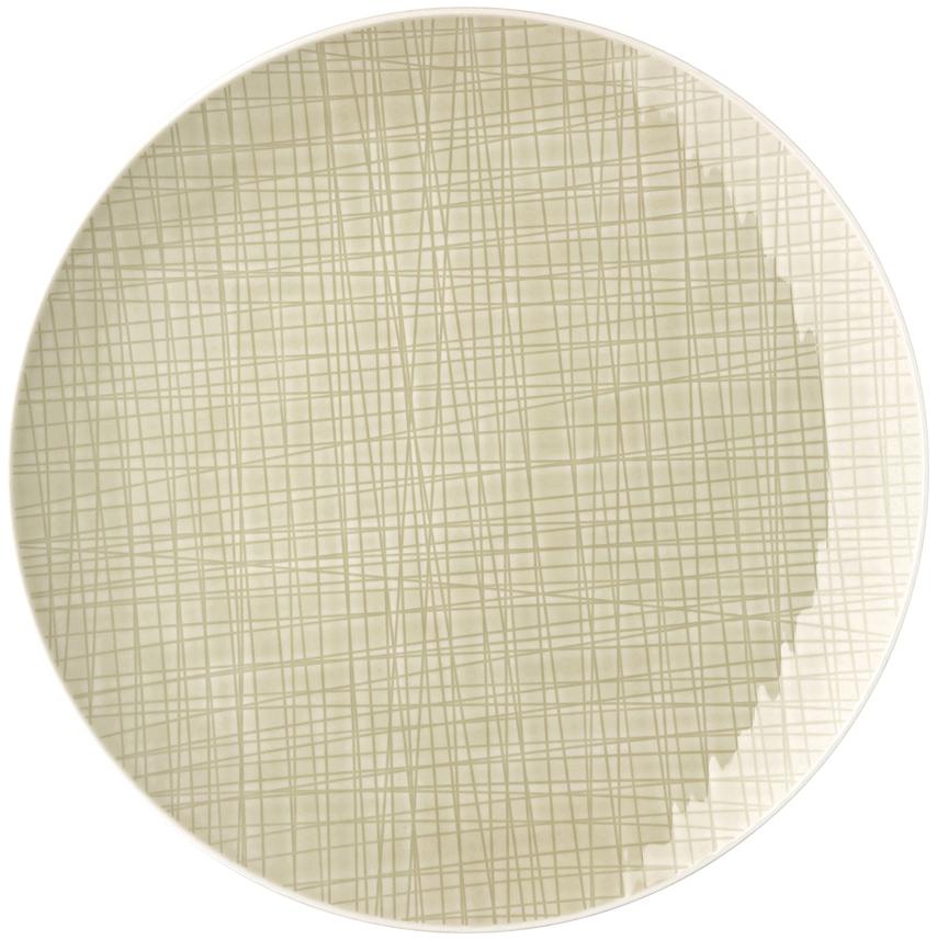 rosenthal selection mesh cream teller flach 27 cm 11770. Black Bedroom Furniture Sets. Home Design Ideas