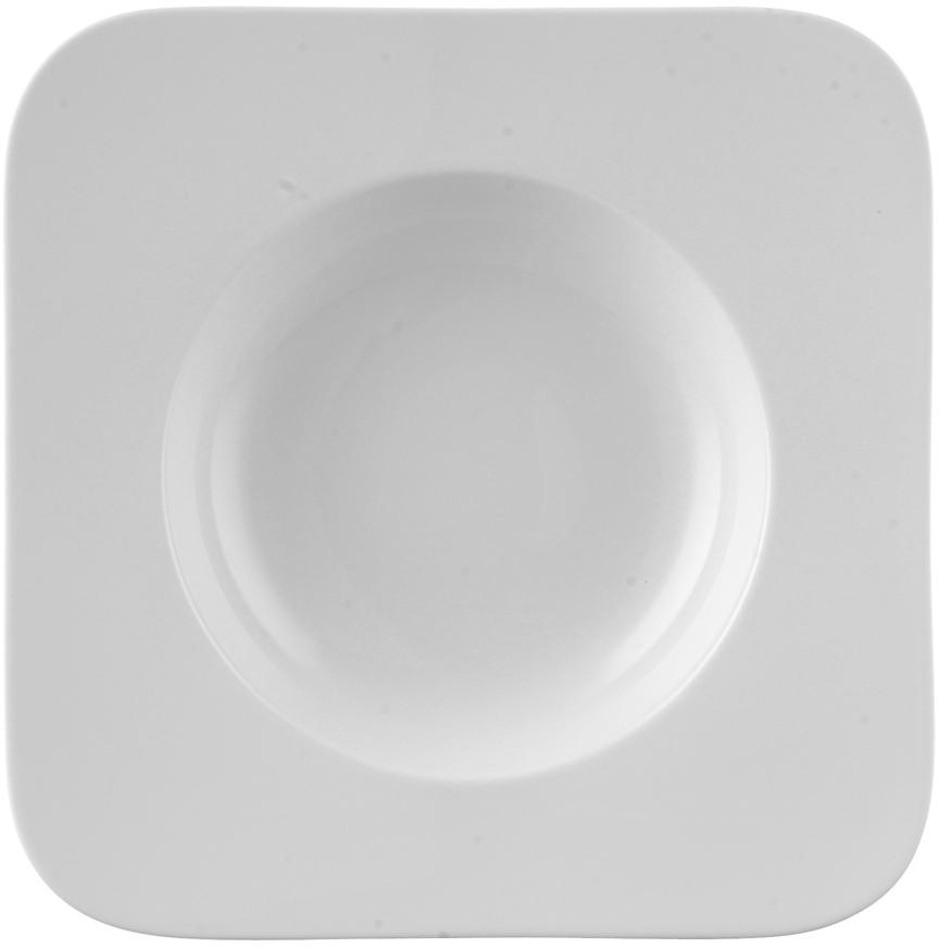 rosenthal studio line free spirit weiss pastateller eckig 19750 800001 16102. Black Bedroom Furniture Sets. Home Design Ideas
