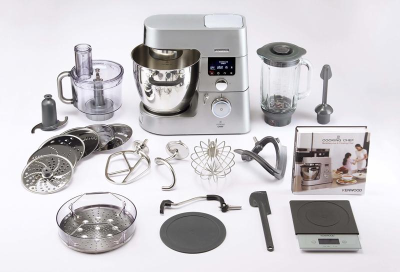 Kenwood Cooking Chef Gourmet Kuchenmaschine Fachhandler Tritschler