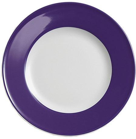dibbern solid color violett teller flach 21 cm fahne 2002100033 tritschler. Black Bedroom Furniture Sets. Home Design Ideas